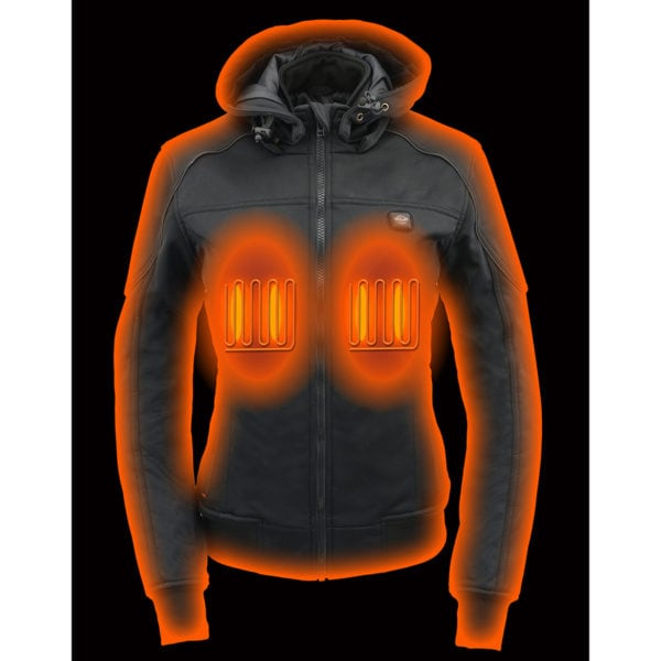0 Pack Milwaukee Performance Womens Waterproof Lightweight Zipper Front Soft Shell Jacket Black, 5X-Large